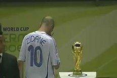 Finále MS 2006: Itálie - Francie 1:1, na penalty 5:3