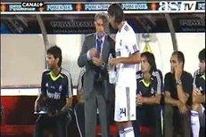 José Mourinho a jeho první zápas na lavičce Realu.