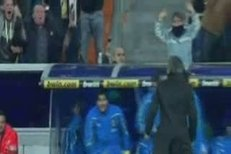 """José Mourinho slavil před lavičkou """"Žluté ponorky"""""""