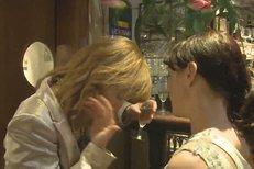Anna Geislerová se pořádně opila na večírku po předávání Českých lvů