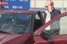 Putinovi nejde nastartovat ladovka