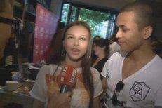 Monika Bagárová a Ben Cristovao o svém vztahu