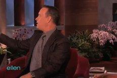 Tom Hanks je rozený tanečník
