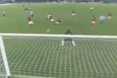 Ze čtyř gólů v síti Albánie Messi jeden dal a na dva přihrál