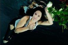 Jitka Čvančarová se cachtala v bazénu s Tomášem Klusem