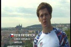 Come on, Czech Republic! Petr Frydrych se těší na olympiádu