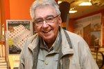 Josef Zíma (82): Ukázal fotku, kterou chce mít v rakvi!