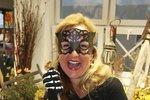 Vendula Svobodová slaví Halloween: Kuchala mozek, jedla červy!