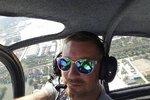 Herec Petr Vágner: Za kšefty letadlem! A rodina trpí!
