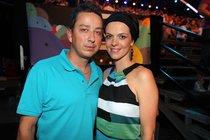 Petr Bende s manželkou Zuzanou.