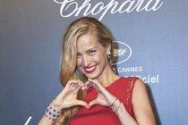 Petra Němcová (35) v Cannes: Zářila v diamantech!