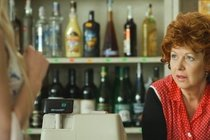 Zrzavou paruku Vlasta nosila kvůli roli vesnické prodavačky.