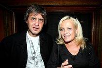 Markéta Mayerová a Slávek Boura