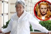 Kyselková (81) alias Princezna se zlatou hvězdou: Ve špitále ji už nerozchodili...