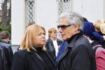 Herec s manželkou Irenou.