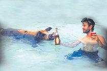 Enrique Iglesias (41) s parťákem: Dva čuníci...