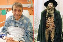 Posledních 12 let je herec v nemocnici víc  než doma.
