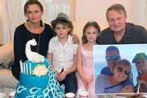 Režiséra Adamce zavrhla dcera: Zákaz styku s vnoučaty!