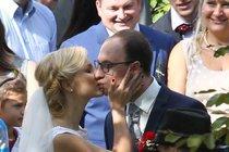 Dcera režiséra Adamce se vdala: Táto, na svatbu nepáchneš!
