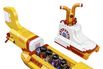 Složte si své Beatles! Lego chystá Žlutou ponorku...