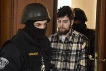 Američan Kevin Dahlgren (24) vyvraždil rodinu v Brně: Čtyřnásobný vrah se stal lidskou troskou!