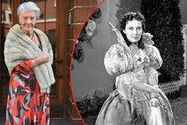 Ve velkofilmu si zahrála stárnoucí Lídu Baarovou.