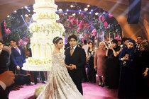 Pompézní svatba dcery magnáta z Ruska: »ANO« v šatech za 15 milionů!