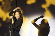 Ťukněte si s celebritou! Zpěvačka Jana Kirschner slaví 38