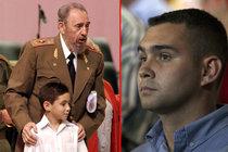 »Plaváček« Elián: Fidel je věčný!