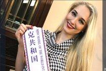 Kopecká z Cest domů vyhrála čínskou Miss! I s otřesem mozku