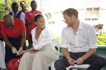 Rihanna a princ Harry: Společný test na HIV!
