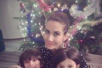 Jak slavili slavní? Decastelo měla dvojí Vánoce!