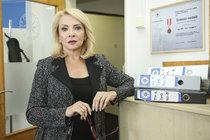 Zdena Studenková raději šéfuje mužům.