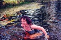 Saudková v Estonsku skončila v rybníku