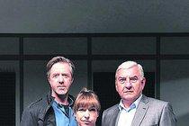 Langmajer (50) hraje opět vyšetřovatele v seriálu Labyrint: Proč se na detektivky nekouká?