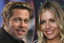 Láska? Brad Pitt (53) a Sienna Miller (35)!