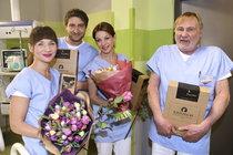 Štěpnička a Laurinová: Morbidní oslava narozenin!