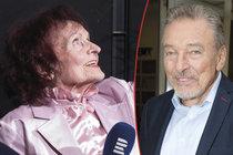 Textařka Fikejzová slavila 90. narozeniny: Gott se omluvil!