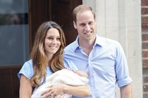 William a Kate: Tak se rodí a rostou princátka!
