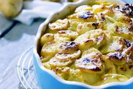 Recept z nových brambor