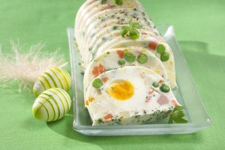 Velikonoční vaječná tlačenka