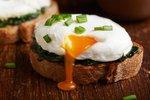 VIDEO: Zdají se vám ztracená vejce příliš těžká? Vyzkoušejte pětiminutová!