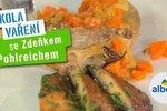 Albert Škola vaření se Zdeňkem Pohlreichem: Pečený králík s bílým vínem