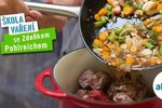 Albert Škola vaření se Zdeňkem Pohlreichem: Co v říjnu nechybí v mé kuchyni