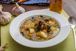 Bramborová polévka po staročesku