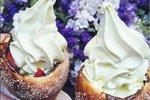 Trdelník se zmrzlinou je hit Facebooku, připravte si ho doma za pár korun