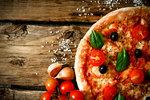 Vegetariánská pizza