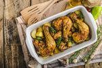 Nejlepší recepty na pečené kuře! S nádivkou, na česneku nebo a la kachna