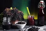 Bezinky třikrát jinak: Vynikající sirup, džem nebo víno!