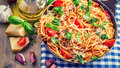 Lehké letní těstoviny: Plné zeleniny, plné chuti a za chvíli hotové